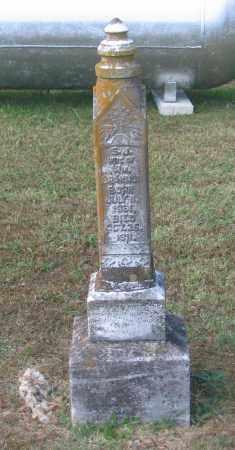 BRANNON, SARAH JANE - Lawrence County, Arkansas | SARAH JANE BRANNON - Arkansas Gravestone Photos