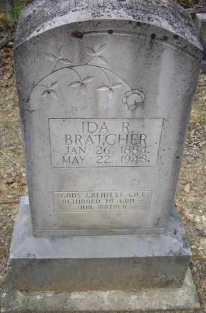 BRATCHER, IDA - Lawrence County, Arkansas   IDA BRATCHER - Arkansas Gravestone Photos