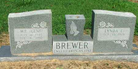 "BREWER, HILARY EUGENE ""GENE"" - Lawrence County, Arkansas   HILARY EUGENE ""GENE"" BREWER - Arkansas Gravestone Photos"