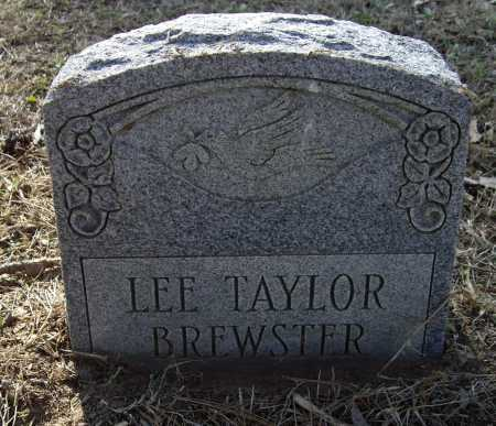 BREWSTER, PARALEE 'LEE' - Lawrence County, Arkansas | PARALEE 'LEE' BREWSTER - Arkansas Gravestone Photos