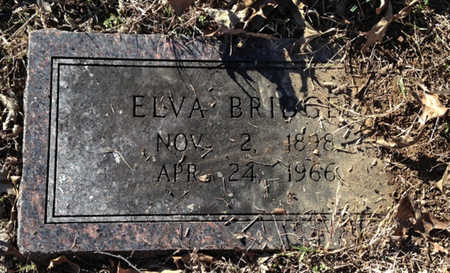 MCBRIDE BRIDGES, ELVA - Lawrence County, Arkansas | ELVA MCBRIDE BRIDGES - Arkansas Gravestone Photos