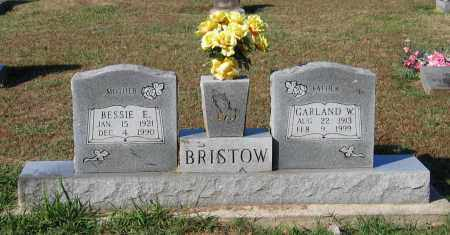 BRISTOW, GARLAND W. - Lawrence County, Arkansas | GARLAND W. BRISTOW - Arkansas Gravestone Photos