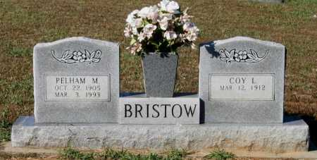 BRISTOW, COY LETTA - Lawrence County, Arkansas | COY LETTA BRISTOW - Arkansas Gravestone Photos
