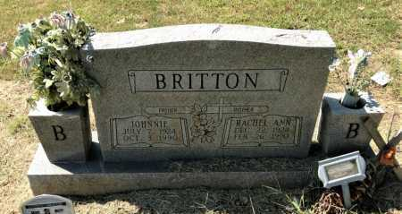 BRITTON, JOHNNIE - Lawrence County, Arkansas | JOHNNIE BRITTON - Arkansas Gravestone Photos