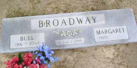 BROADWAY (VETERAN WWII), BUEL - Lawrence County, Arkansas | BUEL BROADWAY (VETERAN WWII) - Arkansas Gravestone Photos