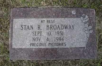 "BROADWAY, STANLEY R. ""STAN"" - Lawrence County, Arkansas 