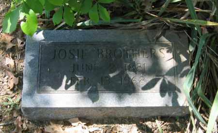 "SKILLEN BROTHERS, JESSIE JOSEPHINE ""JOSIE"" - Lawrence County, Arkansas   JESSIE JOSEPHINE ""JOSIE"" SKILLEN BROTHERS - Arkansas Gravestone Photos"