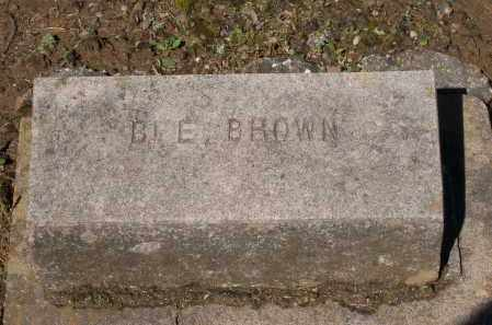 BROWN, BEE - Lawrence County, Arkansas | BEE BROWN - Arkansas Gravestone Photos