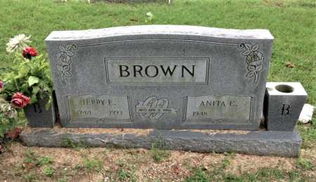 "BROWN, GERALD EUGENE ""JERRY"" - Lawrence County, Arkansas 