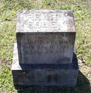 BROWN, PEARL - Lawrence County, Arkansas | PEARL BROWN - Arkansas Gravestone Photos