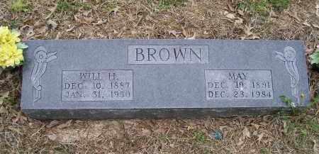HUNT BROWN, MAY LENA - Lawrence County, Arkansas | MAY LENA HUNT BROWN - Arkansas Gravestone Photos