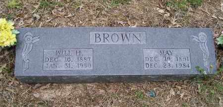 BROWN, WILLIAM HARRISON - Lawrence County, Arkansas | WILLIAM HARRISON BROWN - Arkansas Gravestone Photos
