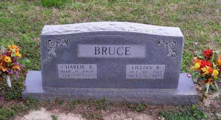 BRUCE, LILLIAN ROSELLA - Lawrence County, Arkansas | LILLIAN ROSELLA BRUCE - Arkansas Gravestone Photos