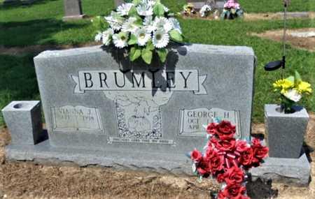 BRUMLEY, GEORGE HOWARD - Lawrence County, Arkansas | GEORGE HOWARD BRUMLEY - Arkansas Gravestone Photos