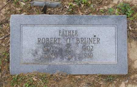 BRUNER, ROBERT O. - Lawrence County, Arkansas | ROBERT O. BRUNER - Arkansas Gravestone Photos