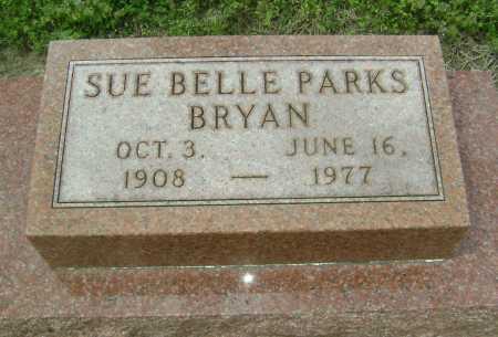 BRYAN, SUE ELLEN BELLE - Lawrence County, Arkansas | SUE ELLEN BELLE BRYAN - Arkansas Gravestone Photos