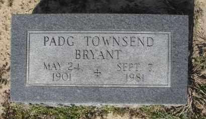 BRYANT, PADG LYNN - Lawrence County, Arkansas | PADG LYNN BRYANT - Arkansas Gravestone Photos
