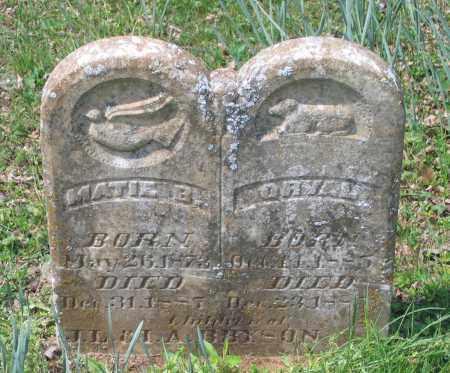 BRYSON, ORVAL - Lawrence County, Arkansas | ORVAL BRYSON - Arkansas Gravestone Photos
