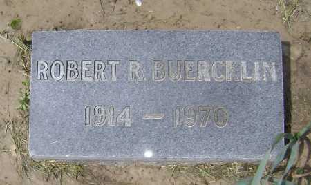BUERCKLIN, ROBERT R. - Lawrence County, Arkansas   ROBERT R. BUERCKLIN - Arkansas Gravestone Photos