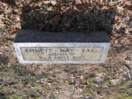 BUGG, EARL - Lawrence County, Arkansas | EARL BUGG - Arkansas Gravestone Photos