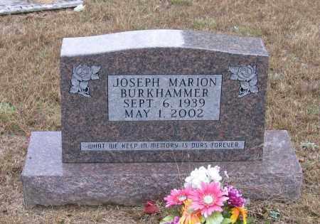 BURKHAMMER, JOSEPH MARION - Lawrence County, Arkansas   JOSEPH MARION BURKHAMMER - Arkansas Gravestone Photos