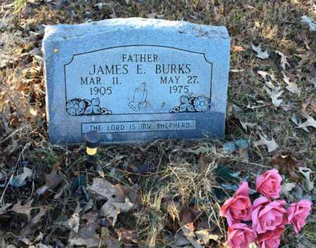 BURKS, JAMES EMMETT - Lawrence County, Arkansas | JAMES EMMETT BURKS - Arkansas Gravestone Photos