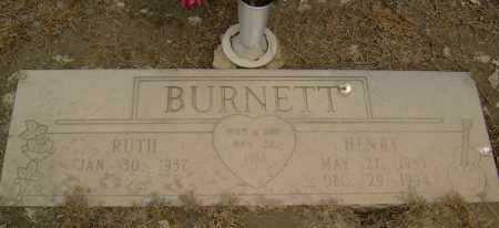 BURNETT, HENRY - Lawrence County, Arkansas | HENRY BURNETT - Arkansas Gravestone Photos