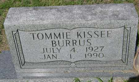 BURRIS, TOMMIE - Lawrence County, Arkansas | TOMMIE BURRIS - Arkansas Gravestone Photos