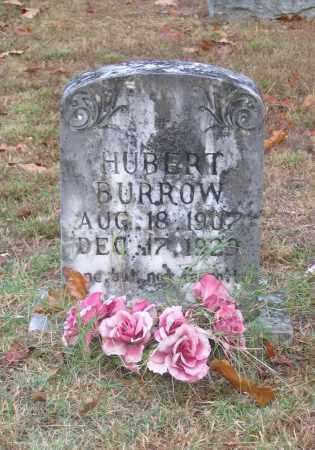 BURROW, HUBERT - Lawrence County, Arkansas | HUBERT BURROW - Arkansas Gravestone Photos