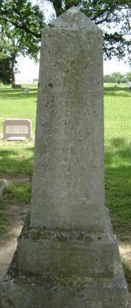 BUSH, JOSEPH W. - Lawrence County, Arkansas | JOSEPH W. BUSH - Arkansas Gravestone Photos