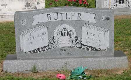 BUTLER, BOBBY JUNE - Lawrence County, Arkansas | BOBBY JUNE BUTLER - Arkansas Gravestone Photos