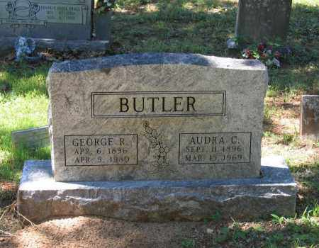 BUTLER, GEORGE RILEY - Lawrence County, Arkansas   GEORGE RILEY BUTLER - Arkansas Gravestone Photos