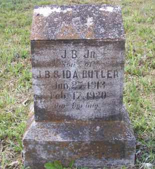 BUTLER, JR., JOHN B. - Lawrence County, Arkansas | JOHN B. BUTLER, JR. - Arkansas Gravestone Photos