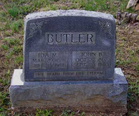 BUTLER, SR., JOHN B. - Lawrence County, Arkansas | JOHN B. BUTLER, SR. - Arkansas Gravestone Photos