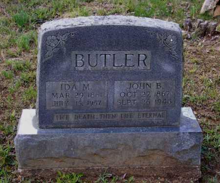 BUTLER, IDA MAE - Lawrence County, Arkansas   IDA MAE BUTLER - Arkansas Gravestone Photos