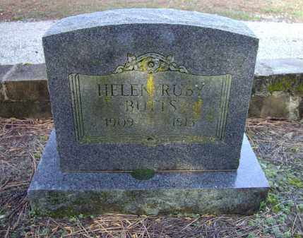BUTTS, HELEN RUBY - Lawrence County, Arkansas | HELEN RUBY BUTTS - Arkansas Gravestone Photos