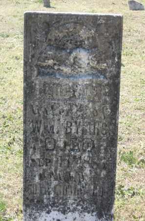 BYARS, LUCY A. - Lawrence County, Arkansas | LUCY A. BYARS - Arkansas Gravestone Photos