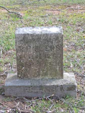 BYERS, JENNY - Lawrence County, Arkansas | JENNY BYERS - Arkansas Gravestone Photos