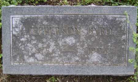BYRD, JEFFERSON - Lawrence County, Arkansas | JEFFERSON BYRD - Arkansas Gravestone Photos
