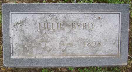 BYRD, LILLIE - Lawrence County, Arkansas | LILLIE BYRD - Arkansas Gravestone Photos