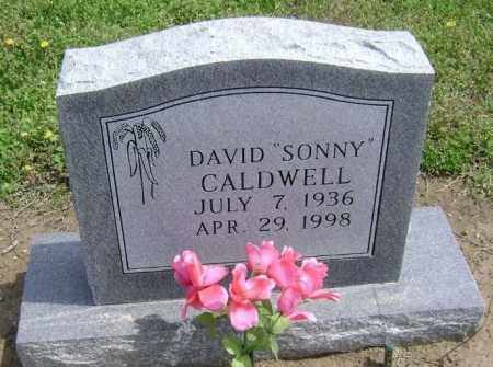 "CALDWELL, DAVID ""SONNY"" - Lawrence County, Arkansas 