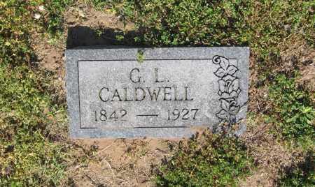 CALDWELL, G. L. - Lawrence County, Arkansas   G. L. CALDWELL - Arkansas Gravestone Photos