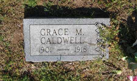 CALDWELL, GRACE M. - Lawrence County, Arkansas | GRACE M. CALDWELL - Arkansas Gravestone Photos