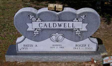 CALDWELL, ROGER E. - Lawrence County, Arkansas   ROGER E. CALDWELL - Arkansas Gravestone Photos