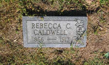 CALDWELL, REBECCA C. - Lawrence County, Arkansas | REBECCA C. CALDWELL - Arkansas Gravestone Photos