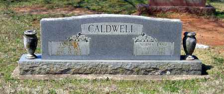 CALDWELL, NORMA ESSIE - Lawrence County, Arkansas | NORMA ESSIE CALDWELL - Arkansas Gravestone Photos