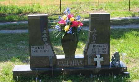PICKETT CALLAHAN, DONNA ANN - Lawrence County, Arkansas | DONNA ANN PICKETT CALLAHAN - Arkansas Gravestone Photos