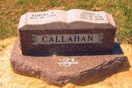 CALLAHAN, SUSAN JONNA - Lawrence County, Arkansas | SUSAN JONNA CALLAHAN - Arkansas Gravestone Photos