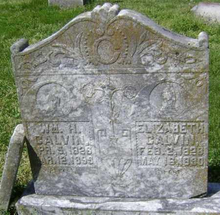CALVIN, WILLIAM H. - Lawrence County, Arkansas   WILLIAM H. CALVIN - Arkansas Gravestone Photos