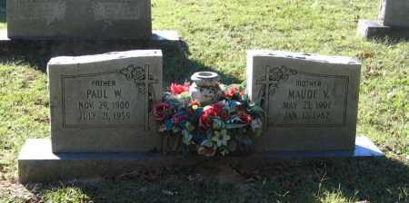 MOORE CAMERON, VERA MAUDE - Lawrence County, Arkansas   VERA MAUDE MOORE CAMERON - Arkansas Gravestone Photos